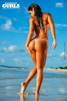 Michelle Lewin - Fitness Gurls Swimsuit 2014 – Fitness Gurls Magazine
