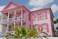pink house - Google Search