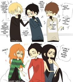 TMI Christmas. The pictures are extremely scary though