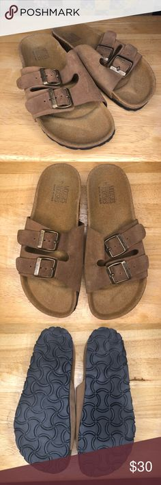 22a4bbbc1dce Mootsies Tootsies Footbed Slides Size 7