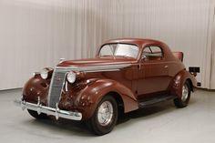 1937 Studebaker President Coupe