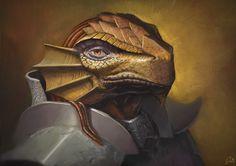 Dragonborn final by ~JoeSlucher on deviantART