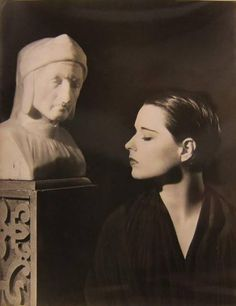 Poet and Muse: Dante and Louise Brooks