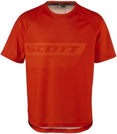 Scott Trail 60 Short Sleeve Cycling Shirt / Jersey