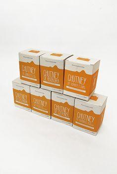 PDF Packaging on Packaging of the World - Creative Package Design Gallery Chutney, Food Truck, Packaging Design Inspiration, Creative Package, Package Design, Pdf, Gallery, Behance, Branding