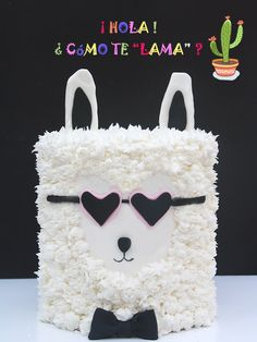 Llama Birthday, 10th Birthday, Birthday Fun, Homemade Birthday Cakes, Animal Cakes, Cake Photography, Drip Cakes, Food Themes, Pretty Cakes