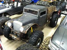Rat Rod Style! www.bendercustoms.com