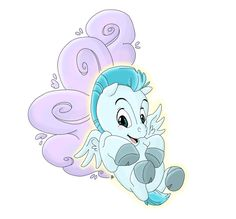 Day 28--Cutest Character--so hard, so many, but I'll say baby Pegasus from Hercules.  Runners up: Disney 'Cuties', Meeko, Jack-Jack, and Nana from Peter Pan