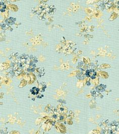Home Decor Fabrics-Waverly Cedar Grove Chambray Fabric: home decor fabric: fabric: Shop | Joann.com