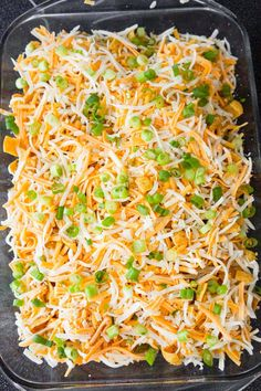 Doritos Casserole with Ground Beef is an easy dinner recipe the whole family will love. This hearty casserole is loaded with ground beef, cream cheese, corn, black beans, shredded cheese and topped with crumbled Doritos. Doritos Recipes, Beef Casserole Recipes, Doritos Casserole, Ground Beef Casserole, Chicken Casserole, Chicken Bacon Ranch Bake, Buffalo Chicken, Chicken Dips, Mexican Food Recipes