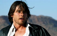 Jared Leto in Lord of War, seeing something he can't un-see