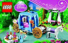 Disney Princess - Cinderella's Dream Carriage [Lego 41053]