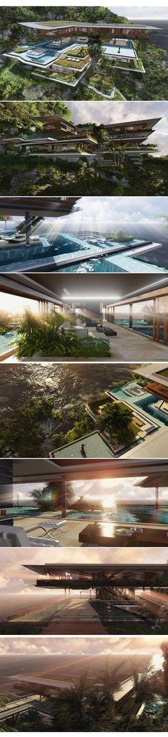 Xálima Island House by Martin Ferrero Architecture