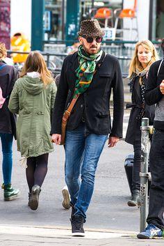 cool On the Street: Rosenthaler Platz