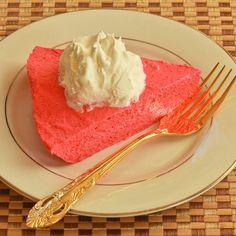Kalyn's Kitchen®: Two-Ingredient Sugar-Free Raspberry Yogurt Pie Recipe for a Phase One Dessert