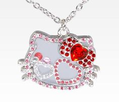 Hello Kitty Crystal Locket I just ordered this, I can't wait until it comes in.
