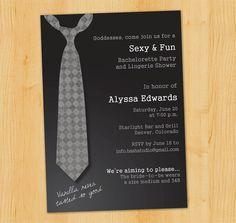50 Shades Of Grey Invitations Invite And Delight Fifty Shades