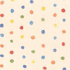 Nani iro 2013 Colorful Pocho Japanese fabric TOY by shimgraphica