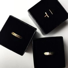 Rings. Perfect holiday gifts by jewelry designer Stefanie Sheehan.