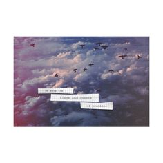 text over photo | Tumblr found on Polyvore. 30 Seconds to Mars lyrics!!