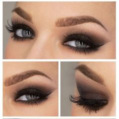 What I Love Eye Makeup ❤ liked on Polyvore featuring beauty products, makeup, eye makeup, eyes, beauty and maquiagem