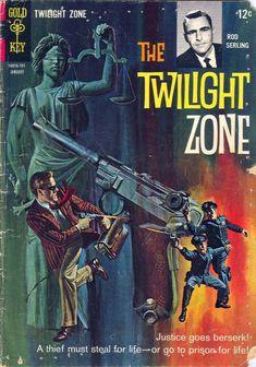 The Twilight Zone Comic #19 Publisher: Gold Key Comics Date: January 1967