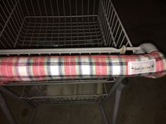 Shopping Cart Handle Cover, Shopping Cart Cover, Cart Cover,  Red Flannel Plaid Print Cart Cover, Shopping,  Handy Cart Cover CountryCrafting  #ShoppingCartHandleCover, #ShoppingCartCover, #Cart Cover, #RedFlannelPlaidPrintCartCover, #Shopping #HandyCartCover  #shopping #etsy #etsyshop #countrycrafting #shoppingcartcover #grocerycartcover #Market #ecofriendly #reusable