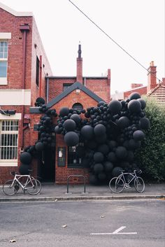 Geronimo installation at The Hub General Store, Collingwood, Melbourne. #MelbourneDesignWeek2018 @geronimoballoon