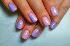Casual nails, Color transition nails, Creative nails, Dating nails, Everyday…