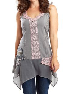 95af2614211eab Details about WOMENS NEW Joe Browns GREY Amazingly Autumnal Tunic TOP BLOUSE  Plus Size 12-32