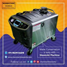 high grade steam wash equipment is best suited for your car wash need. Steamjet Wash & Wax Machine is designed to deliver efficient cleaning. Portable Car Washer, Car Wash Systems, Steam Car Wash, Car Wash Equipment, Automatic Car Wash, Car Washes, Portable Washing Machine, Washer Machine
