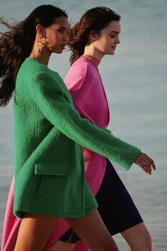 Fashion News, Fashion Show, Fashion Beauty, Fashion Looks, Womens Fashion, Fashion Design, Fashion Trends, Vogue, Hugo
