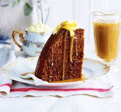 ... Desserts on Pinterest | Sticky date pudding, Puddings and Fig pudding