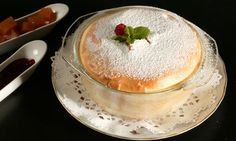 Receta de Soufflé de queso de Karlos Arguiñano