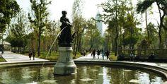 """México, realidades y sueños: 8 tips para visitar la """"nueva"""" Alameda Central del..."""