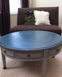 Annie Sloan Painted Furniture | Shades of Amber: Annie Sloan Chalk Paint Linky Party!