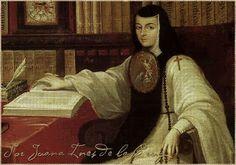 """Sor Juana Inés de la Cruz es una de las figuras más representativas de las letras hispanas. Fue una mujer que se adelantó a su tiempo logrando superar las fronteras impuestas socialmente a las mujeres. Su producción literaria se caracteriza  por su sinceridad y fuerza, que alcanzan tonos desconocidos de sus contemporáneos. Hay quienes piensan que ella, y Juan Ruiz de Alarcón, integran """"la mayor gloria del México virreinal"""""""