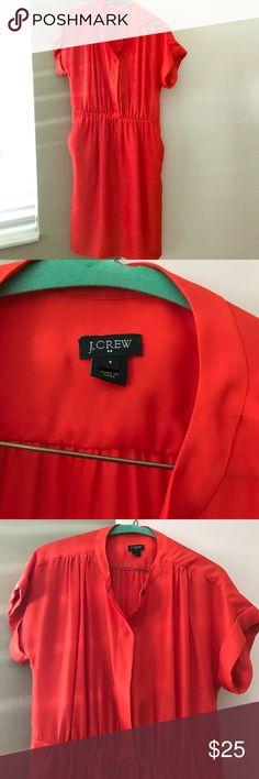 J crew dress Never worn pocket j crew dress J. Crew Dresses