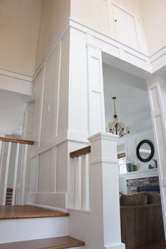 stairs and trim Alcove, Bathtub, Stairs, Mirror, Toms, Furniture, Home Decor, Standing Bath, Bathtubs