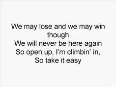 Take it Easy The Eagles lyrics onscreen Eagles Songs Lyrics, Eagles Music, Tune Music, Music Lyrics, Good Music, Lyric Quotes, Words Quotes, Life Quotes, Sayings
