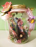 Enchant Me Designs: Fairy Jars for Purchase