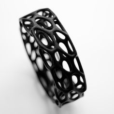 Image detail for -Interactive Fabrication » Cell Cycle Black Ring
