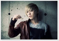 Lee Hong Ki!! So cute! I always get him confused with Mir, though T__T