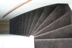 Best trappen bekleden met tapijt images bannister