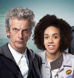 The Twelfth Doctor (Peter Capaldi) & Bill (Pearl Mackie)