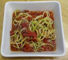 My HCG Cooking Blog - Favorite recipes and discoveries on my HCG weightloss journey: P2 Spaghetti (rogue)