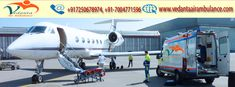 Vedanta Air Ambulance is counted in the top most Air Ambulance from Delhi and considered as the best service provider as it provides full care, comfort and safety while shifting the patient from Delhi to Mumbai Chennai Bangalore or wherever you want to.