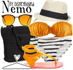 nemo::finding nemo disney-fashion