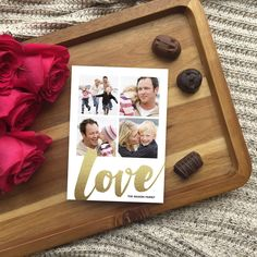 Send love with the Ink Cards app!