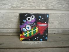 Putt-Putt Goes to the Moon Icon by CuteBeadBows on Etsy
